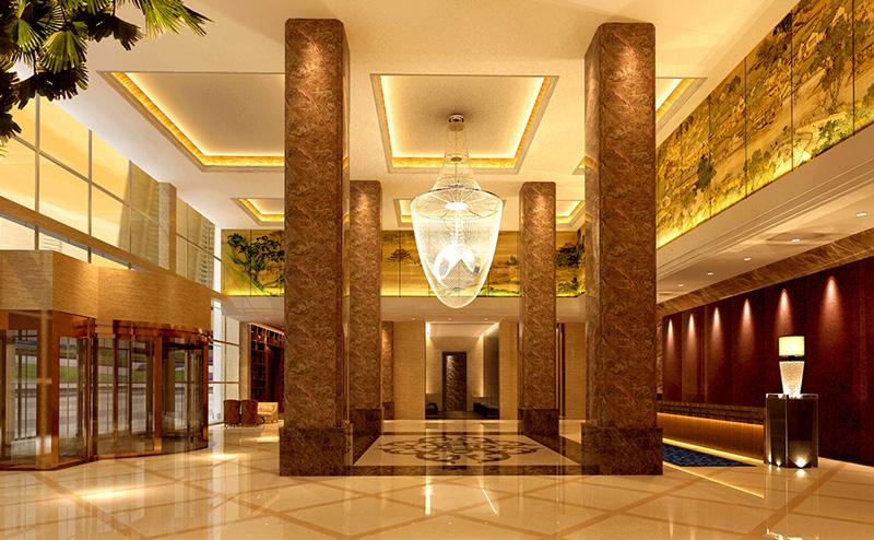 巨川商務酒店裝修