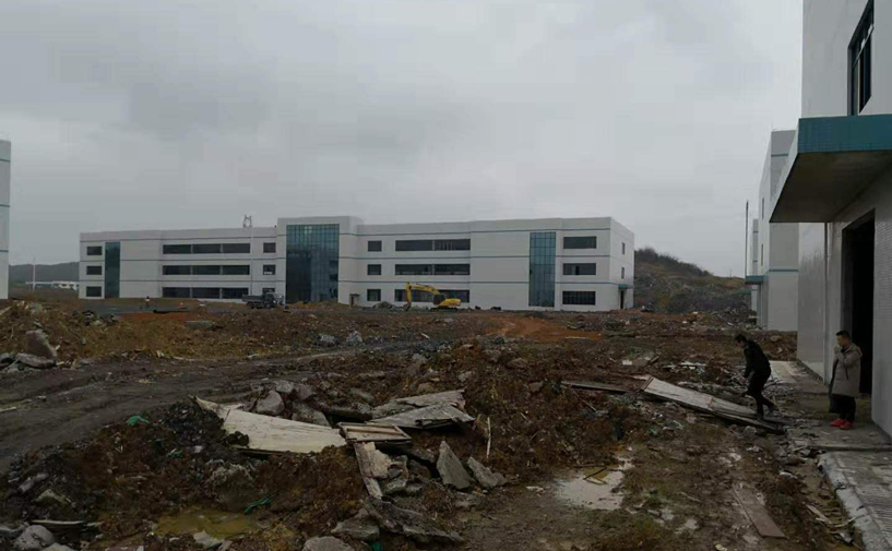 湖南36000平廠房裝修